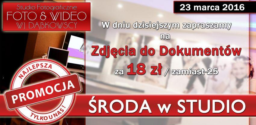 ŚRODA w STUDIO – W.J. Dąbkowscy
