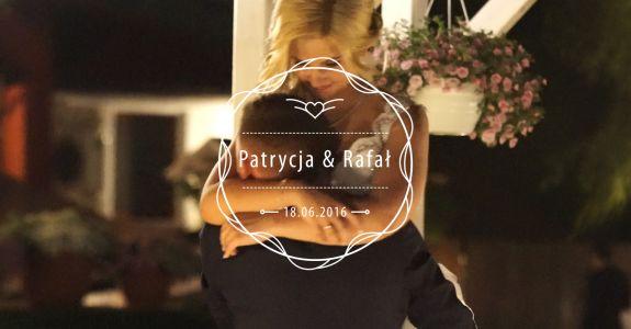 Przepiękny film Ślubny Patrycji & Rafała